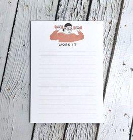 Ruth Bader Ginsburg Notepad