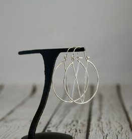 Handmade Sterling Silver Natalie Earrings