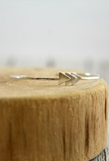 Handmade Sterling Silver Andes Bracelet