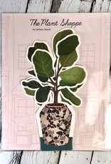Paper Fiddle Leaf Tree
