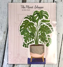 Paper Monstera Plant