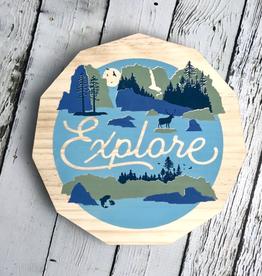 Here & There- Explore (Medium)