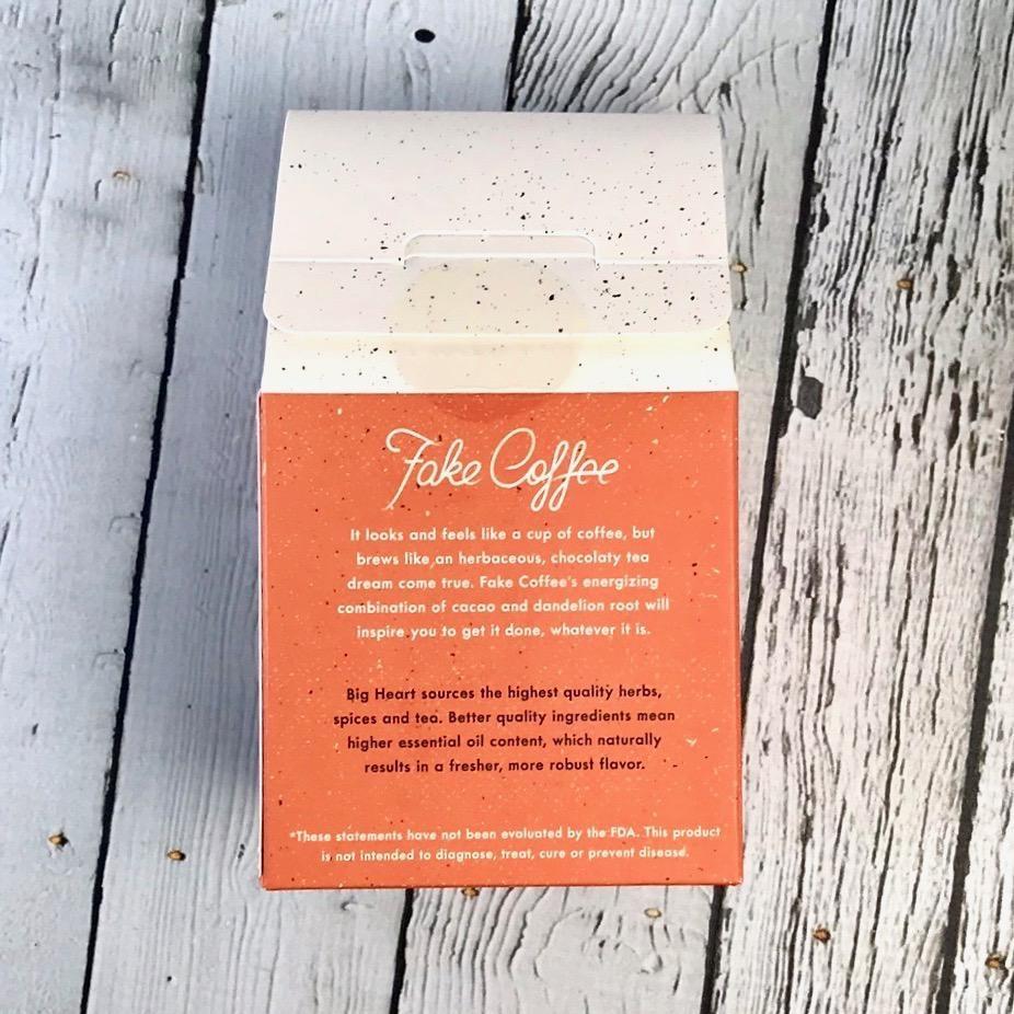 Fake Coffee Tea 2.7 oz