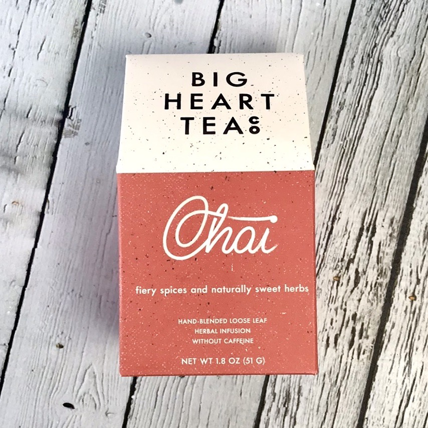 Chai Tea 1.8 oz