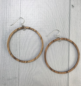 Striped Beach Hoops | REGULAR