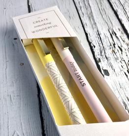 Create Something Wonderful Pen Set