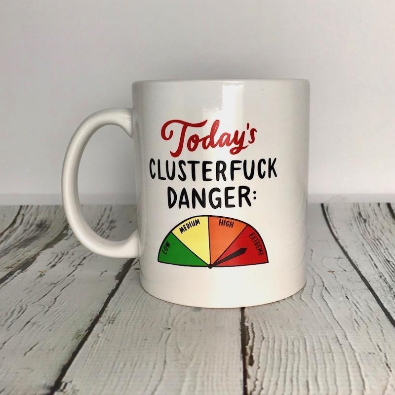 Clusterfuck Mug