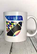 It's A New Day Mug