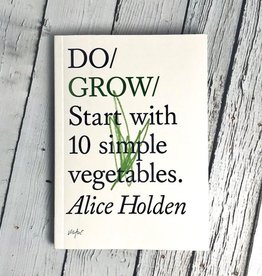 Do GrowStart with Ten Simple Vegetables