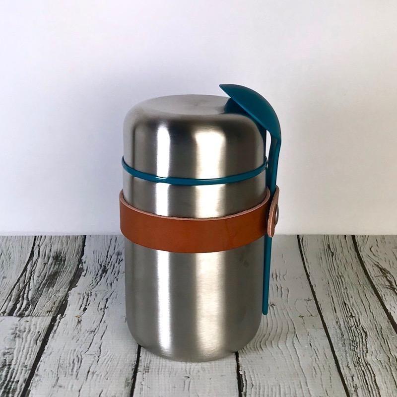 Ocean Stainless Steel Food Flask