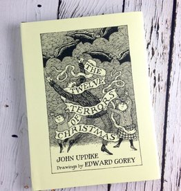 Gorey's Twelve Terrors of Christmas Book