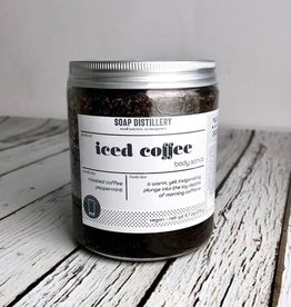 Iced Coffee Body Scrub