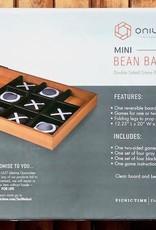 Mini Bean Bag Throw