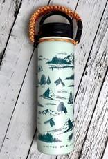 Mountain Vista 22oz Stainless Steel Bottle