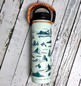 Mountain Vista 22oz Stainless Steel Bottle