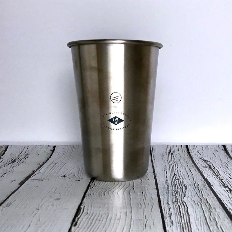 Preserve & Protect 16oz Stainless Steel Tumbler