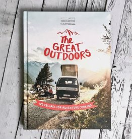 The Great Outdoors Hardcover Cookbook