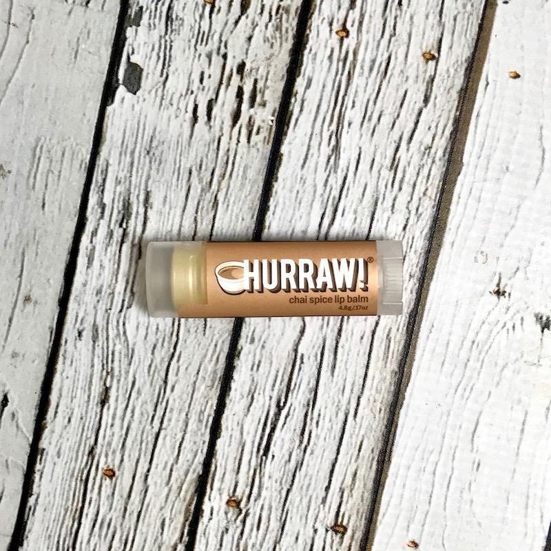 Chai Spice Lip Balm