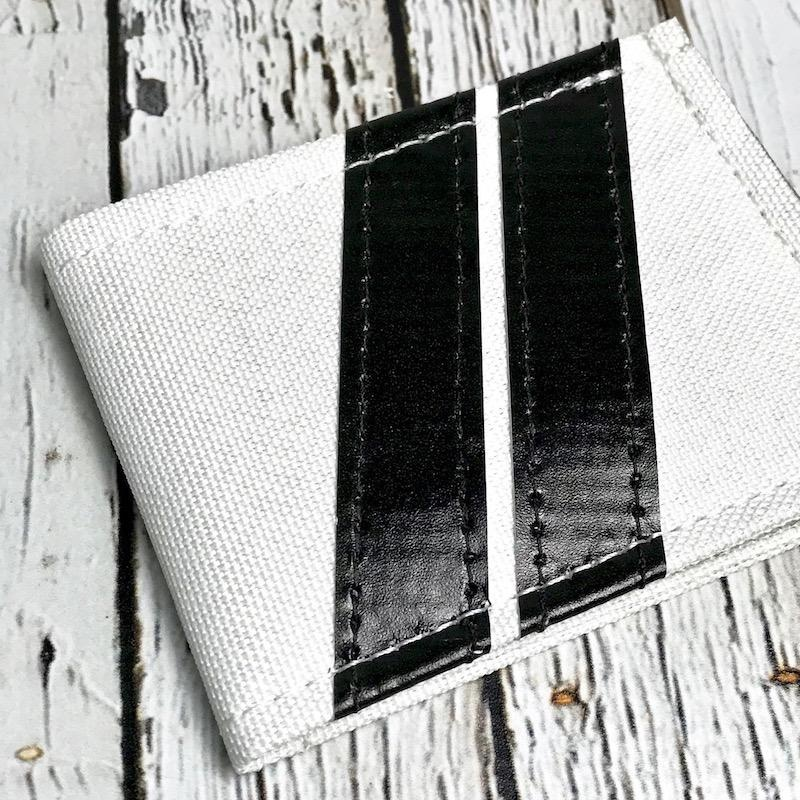 Chief Bifold Wallet Made From The Roof Of The RCA Dome