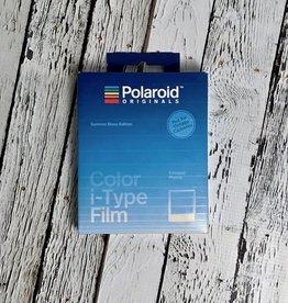Summer Blues Polaroid Film for iType