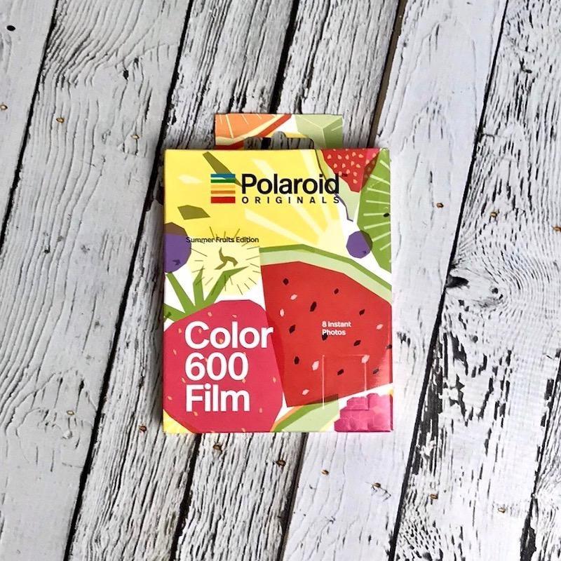 Summer Fruits 600 Color Film