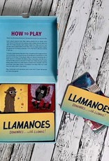 Llamanoes Dominoes with Llamas!