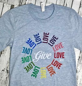 Give Love T-Shirt