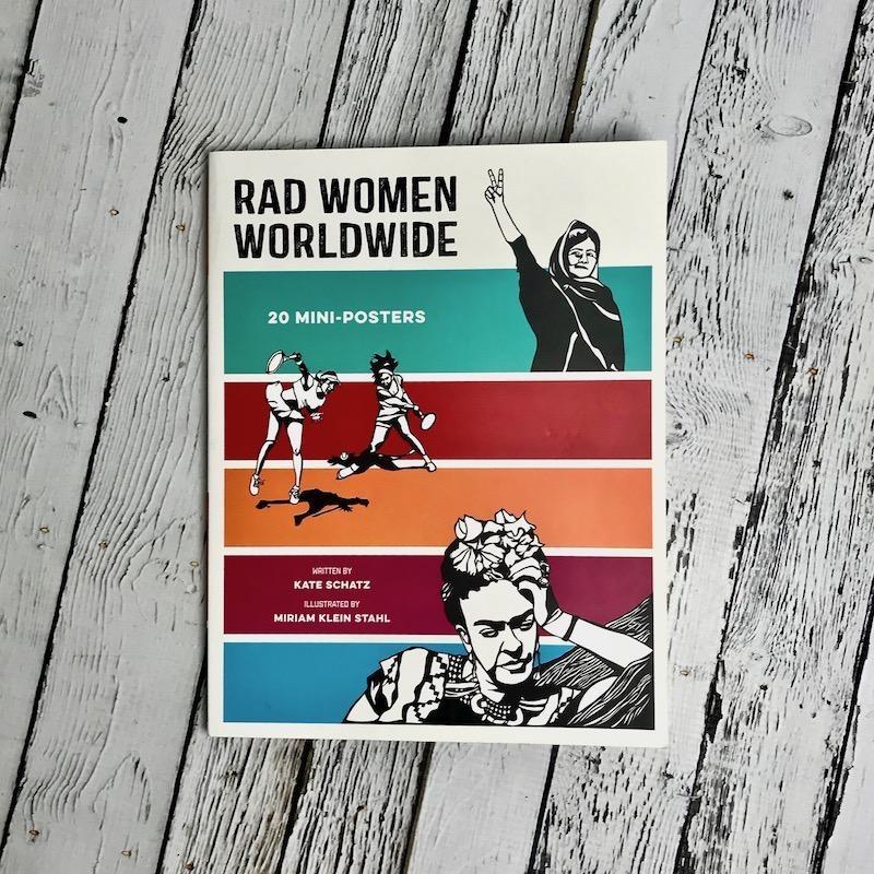 Rad Women Worldwide: 20 Mini-Posters