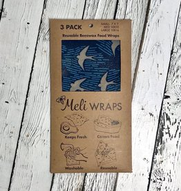 Manu Bee's Wax Wrap 3 Pack