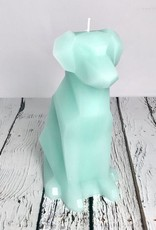 Mint Voffi Dog Candle