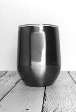 Gunmetal Stemless Cup