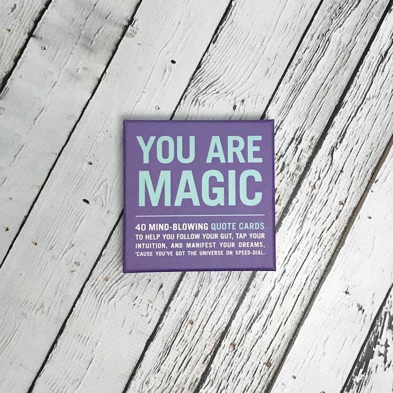 You Are Magic Inner-Truth Deck