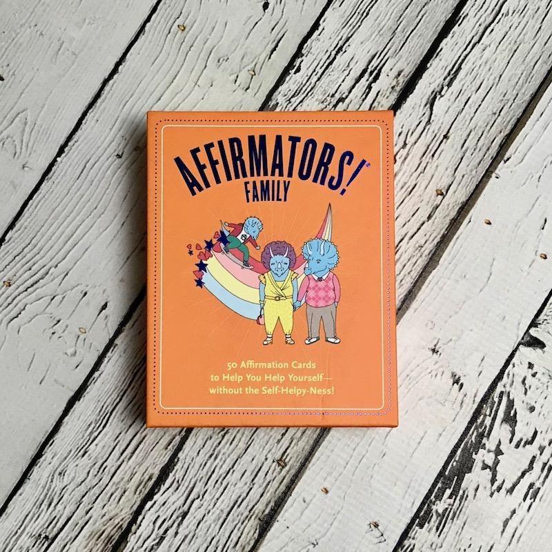 Affirmators! Family