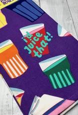 I'd Juice That Dish Towel