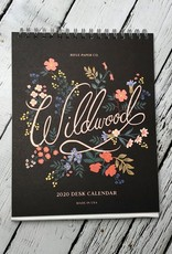 2020 Wildwood Desk Calendar