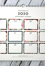 2020 Wild Rose Appointment Calendar