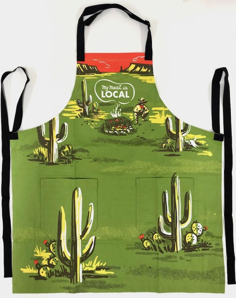 My Meat is Local Apron