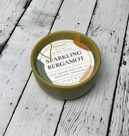 Sparkling Bergamot 3.5oz Candle