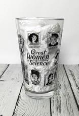 Women of Science Pint Glass