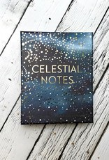 Celestial Notes16 Foil-Stamped Notecards with Envelopes