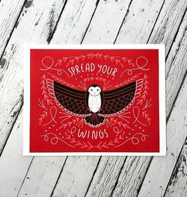 Spread Your Wings 8x10 Print