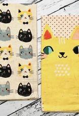 Meow Meow DishTowel