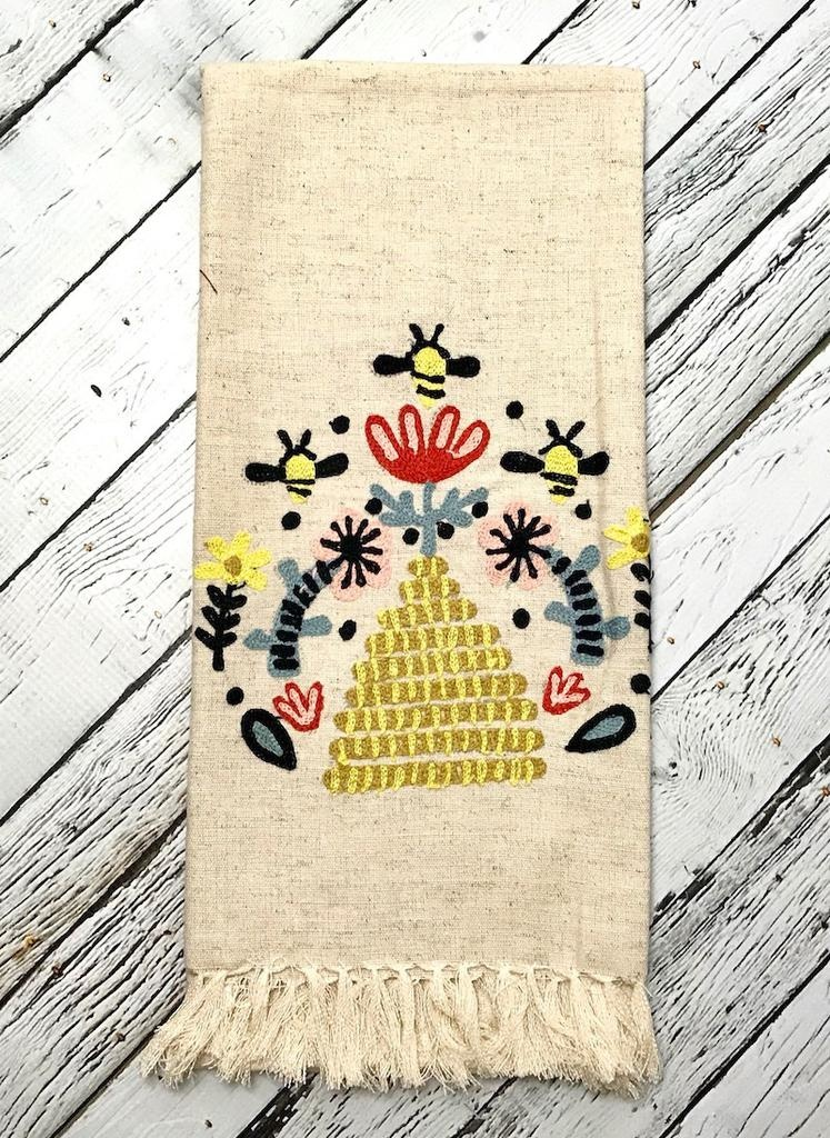 Frida Dishtowel