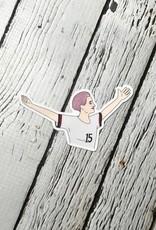 Megan Rapinoe Sticker