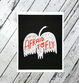 Don't Be Afraid To Fly 8x10 Print