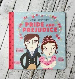 Pride & Prejudice: A BabyLit Storybook