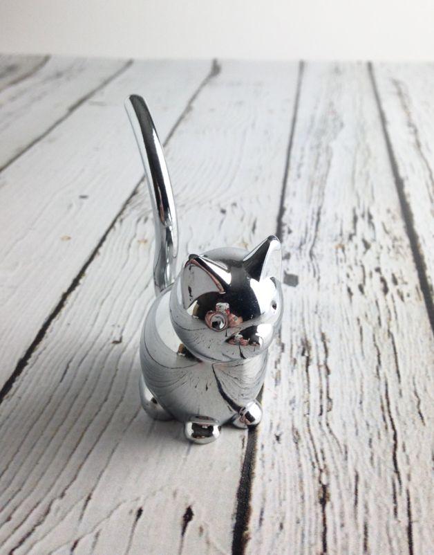 Zoola Cat Ring Holder