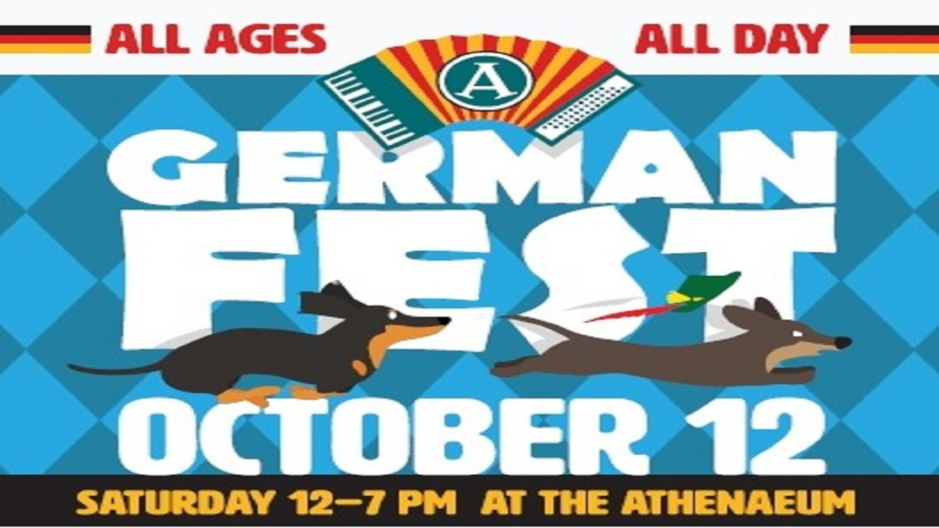 So Much Downtown Fun this Weekend: GermanFest & Cottage Home Block Party