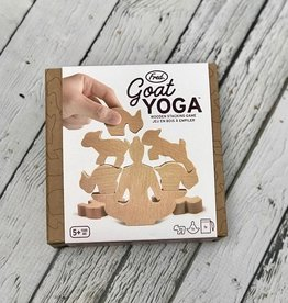 Stacking Goat Yoga Game