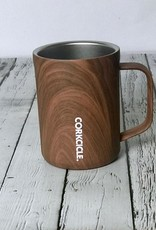Corkcicle Walnut Wood Mug